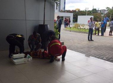 Homem armado invade setor administrativo da Caixa em Salvador e deixa feridos