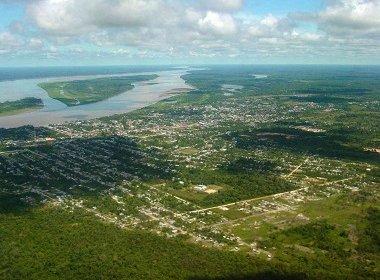 Força Aérea encontra avião desaparecido em Tabatinga, no Amazonas