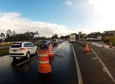 Operação Ano Novo: Rodovias baianas tem redução de 27% no número de acidentes