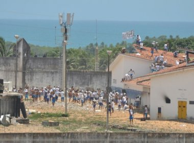 RN: Facções rivais voltam a se confrontar em Penitenciária de Alcaçuz