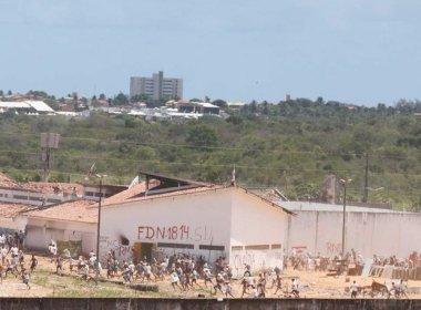 PM diz que presos 'estão armados e se matando' em rebelião em Alcaçuz