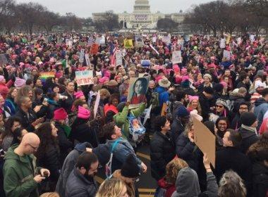 Norte-americanos devem voltar às ruas contra Trump, diz revista