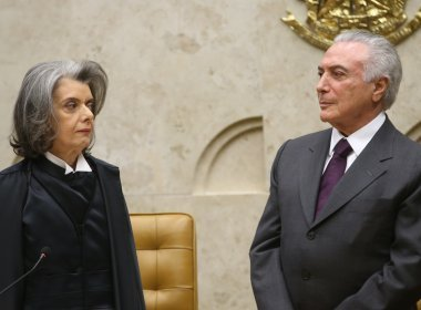 Temer vai consultar Cármen Lúcia antes de definir novo ministro do STF