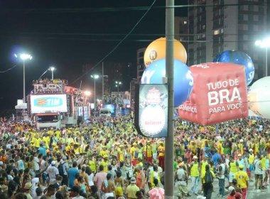 Carnaval de Salvador deve gerar até 250 mil postos de empregos diretos e indiretos