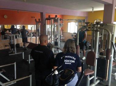 Nove pessoas são autuadas por exercício ilegal da atividade de professor de educação física