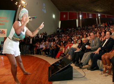 Aula inaugural custou R$ 115 mil; empresa foi contratada por dispensa de licitação