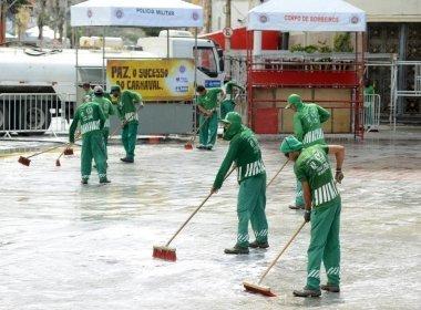 Limpurb retira 86,2 toneladas de resíduos durante Fuzuê e Furdunço
