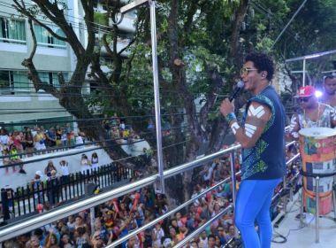 Timbalada dá início ao único dia de Coruja no Carnaval 2017 com 'Leva a Levada no Timbal'