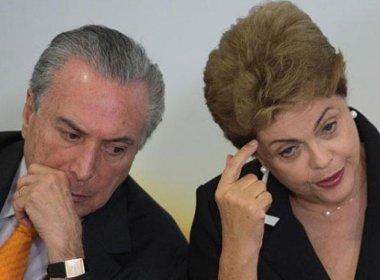 AÇÃO CONTRA CHAPA DILMA – TEMER PODE CHEGAR AO STF
