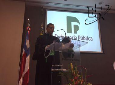'DP-BA atende apenas 17% das necessidades reais da população baiana', diz João Gavazza