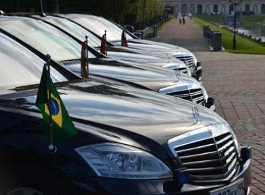 Projeto de Lei pede o fim de carros oficiais para juízes e parlamentares