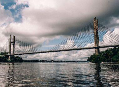 Após seis anos, ponte entre Brasil e Guiana Francesa é aberta a veículos