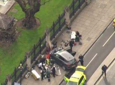Polícia de Londres identifica autor de ataque terrorista como Khalid Masood