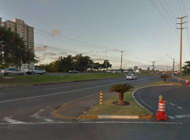 Trecho da Avenida Paralela será interditado para obras de novo viaduto