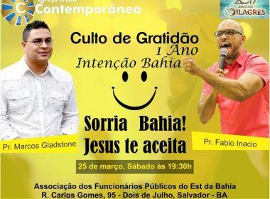 Salvador recebe neste sábado culto de primeira igreja LGBT do Brasil