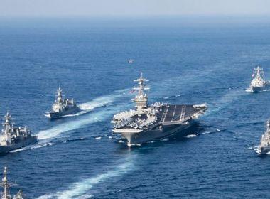 Coreia do Norte ameaça ataque nuclear aos EUA em caso de ofensiva americana