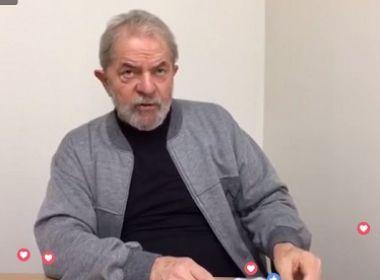 Lula não teme investigações da Lava Jato: 'Eu tenho consciência de que não vou ser preso'