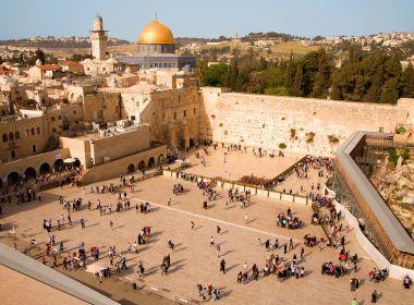 Turista morre esfaqueada em Jerusalém durante Via Crucis