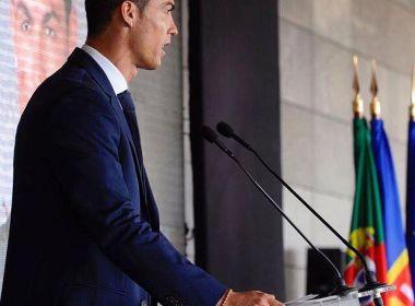 Cristiano Ronaldo teria pago R$ 862 mil para jovem não revelar estupro, diz revista