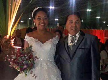 Casamento de Elis Nair reúne ex-BBBs no Rio; Emilly e Marcos não comparecem