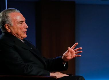 Michel Temer afirma que apenas 'eleições livres' podem fazer Venezuela superar crise