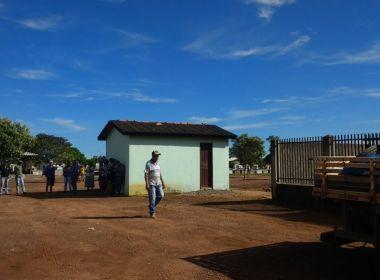 Corpos de nove vítimas de conflito rural no Mato Grosso são levados para perícia
