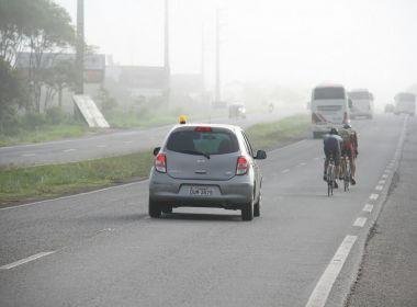 Polícia Rodoviária flagra 57 veículos acima da velocidade permitida na Linha Verde