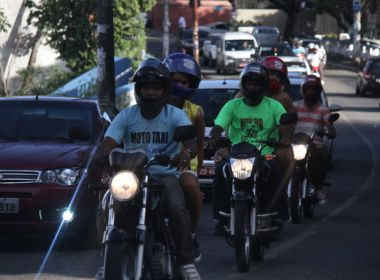 Semob divulga edital de credenciamento de mototaxistas; inscrição começa em maio