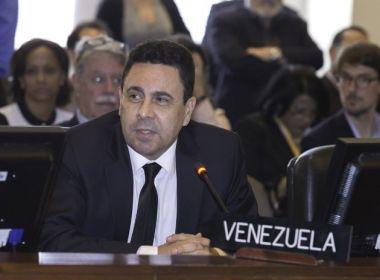 Venezuela diz não ter intenção de pagar dívida que tem com a OEA