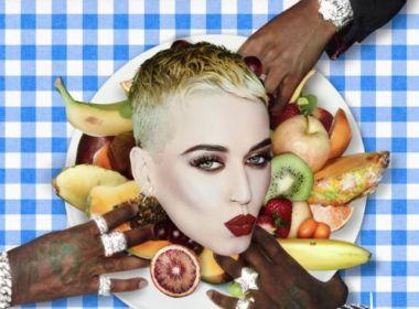 Ao falar do nova música, Katy Perry chora em live e vídeo repercute na internet