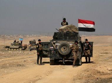 Líder militar do Estado Islâmico é morto pelas Forças Iraquianas em Mossul