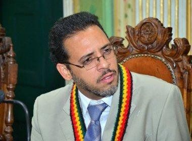 Hilton Coelho acusa prefeitura de alteração 'fraudulenta' no Diário Oficial