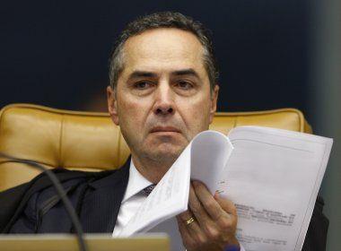 Barroso libera ação sobre eleições diretas em caso de vacância após dois anos de mandato