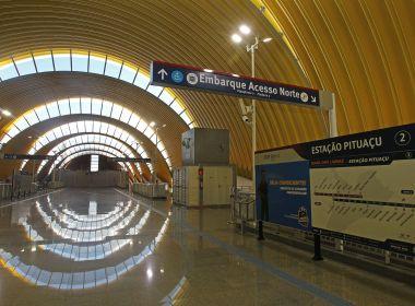 Sem as pompas do PT no Planalto, estações do metrô iniciam operação sem inauguração