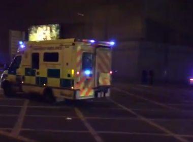 Explosão no fim de show de Ariana Grande deixa mortos em Manchester