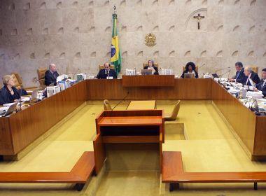STF gastará quase R$ 600 mil com troca de carpetes da Corte