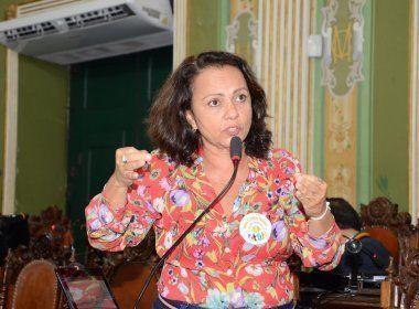 Aladilce questiona 22 dos 32 terrenos em projeto de desafetação que tramita na Câmara