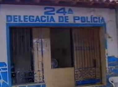 Três presos serram grades e fogem da Delegacia de Vera Cruz