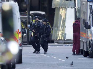 Ataques terroristas deixam 7 mortos e 48 feridos em Londres