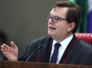 RELATOR HERMAN BENJAMIN VOTOU PELA CASSAÇÃO DA CHAPA DILMA-TEMER