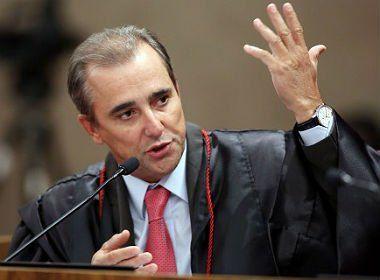 Ministro Admar Gonzaga vota contra cassação de Temer; placar está 2x1 para absolvição