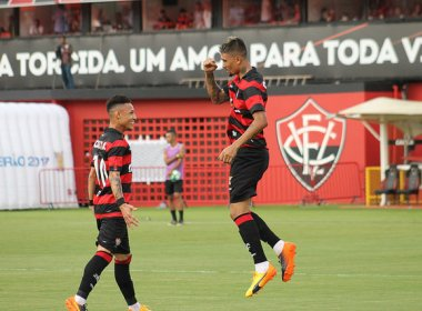 Vitória supera Atlético-MG e consegue primeiro triunfo no Brasileirão