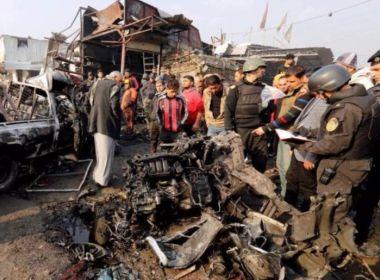 Pelo menos 10 pessoas morrem em atentado suicida no Iraque; mais de 13 estão feridas