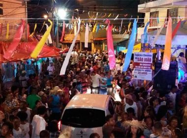 Samba Junino pode virar patrimônio imaterial de Salvador ainda neste ano