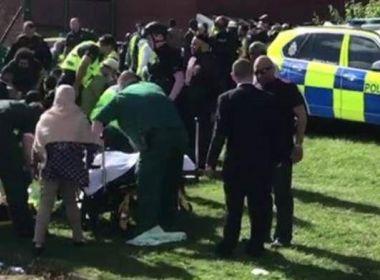 Mulher é presa após atropelar e ferir pessoas em cidade na Inglaterra