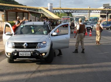 Apesar de queda de 15%, Bahia registra mais de 4 mil roubos de veículos em 2017