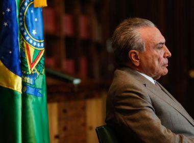 PF conclui que Temer incentivou compra de silêncio de Cunha e embaraçou investigação