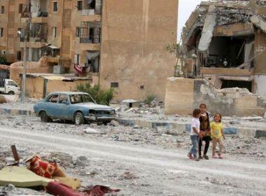 ONU informa que mais de 440 mil deslocados internos sírios já voltaram para casa