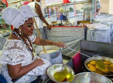 Estudo para inclusão de baianas de acarajé em registro de ocupações começa nesta segunda
