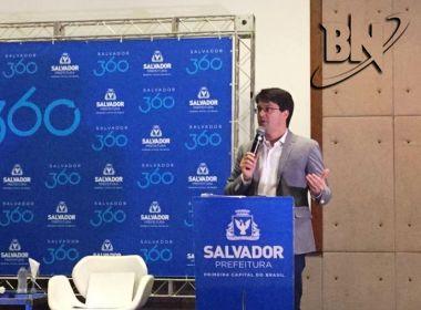 Salvador 360: Terceiro eixo do programa vai 'impactar a cidade inteira', diz Bellintani
